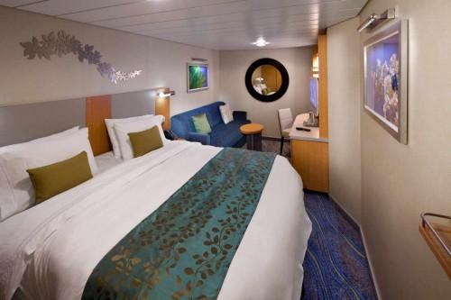 Oasis Of The Seas kabina wewnętrzna