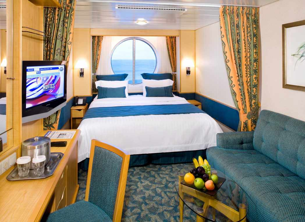 Freedom of the seas kabina z oknem